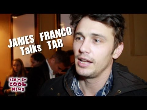James Franco Talks Tar from YouTube · Duration:  2 minutes 39 seconds