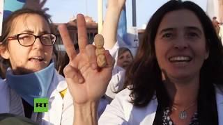 La ley del aborto legal divide a la sociedad argentina