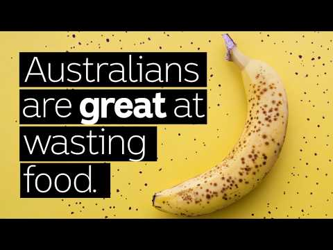 HACK: Australia's food waste problem