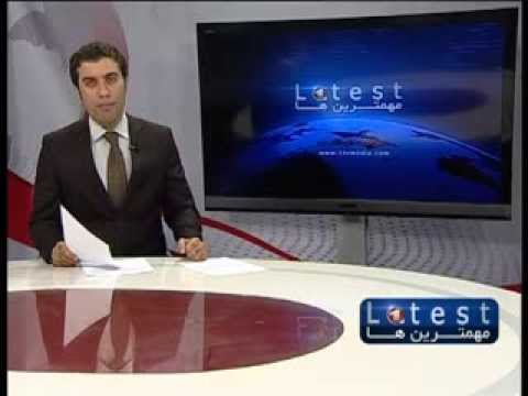 THE LATEST FARSI NEWS FROM 1TV, 8 OCTOBER, 2013