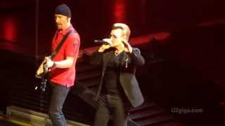 U2 London Zooropa / Where The Streets Have No Name 2015-10-30 - U2gigs.com