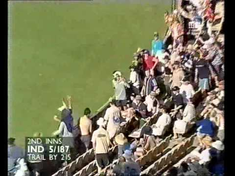 VVS Laxman 167 vs Australia CLASSIC 'BEST ONE ON YOUTUBE' 3rd test 1999/00