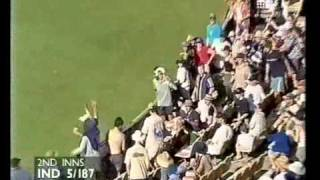 VVS Laxman 167 vs Australia CLASSIC 'BEST ONE ON YOUTUBE' 3rd test 1999/00