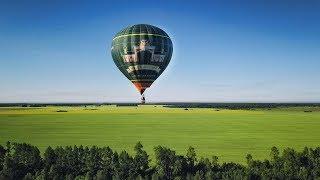 Летатели. Полет на воздушном шаре в Логиново