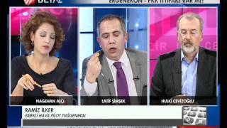 Ramiz Paşa, Nagehan Alçı'ya teşhisi koydu: Önlüksüz PKK'lı