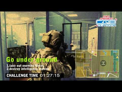 G&G CQB - Shooting Game Show 2013(English)