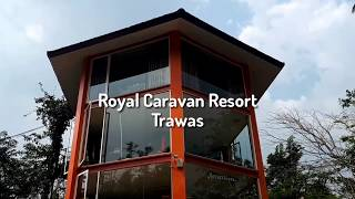 ROYAL CARAVAN HOTEL & OUTBOND TRAWAS (SURVEY LOKASI)