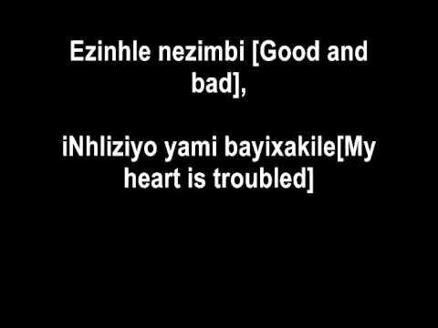 Zahara - Umthwalo Wam [with lyrics]