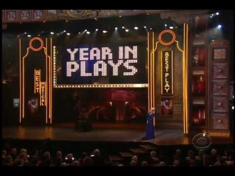 The Best Plays Montage at the 2012 Tony Awards