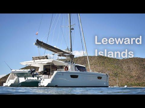 Cruising South - Leeward Islands