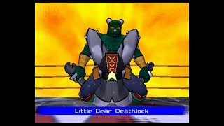 Nindiri vs Little Bear (#2) CPU vs CPU Second fight between two created wrestlers by me. Game: Ultimate Muscle: Legends vs. New Generation (キン肉マンII世 ...