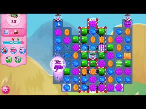 Candy Crush Saga Level 5381 NO BOOSTERS