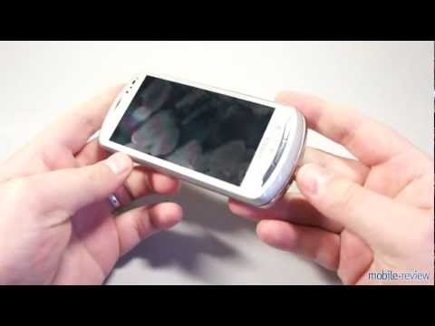 Обзор Sony Ericsson Xperia pro