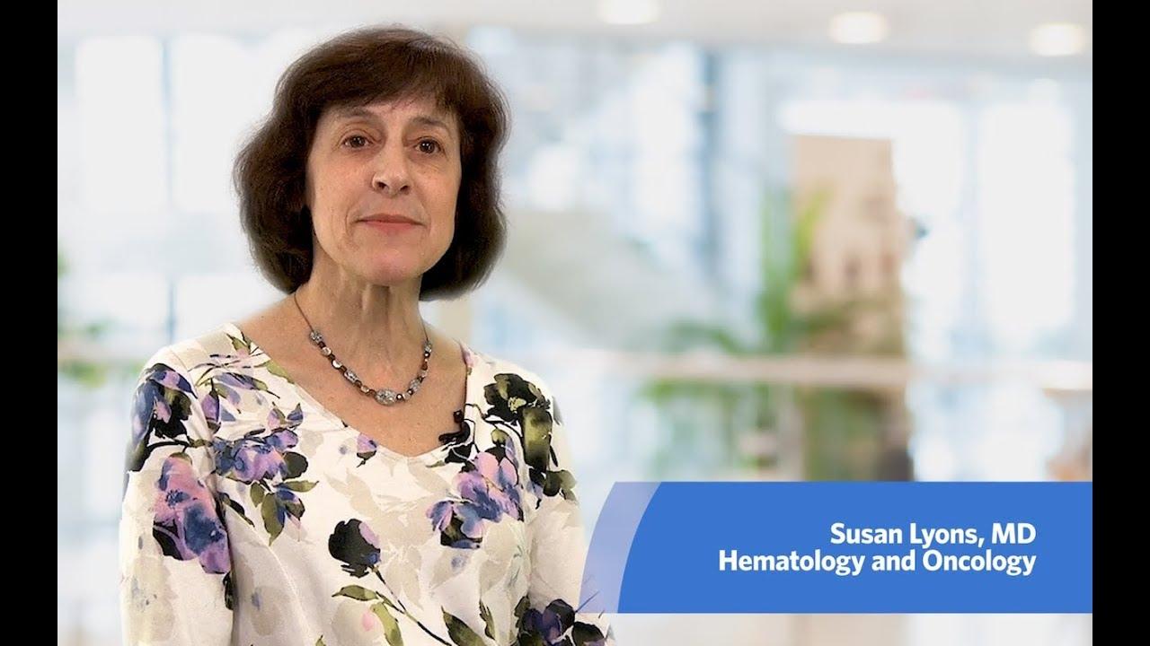 Susan E Lyons MD - Hematology   Ascension