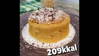 Рецепт кекса в микроволновке для супер вкусного и быстрого завтрака