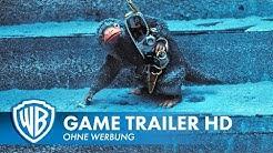 HARRY POTTER: WIZARDS UNITE – Launch Trailer Deutsch HD German (2019)