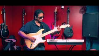 Naan Ungal Veetu Pillai - Live Guitar Cover by Kumaran