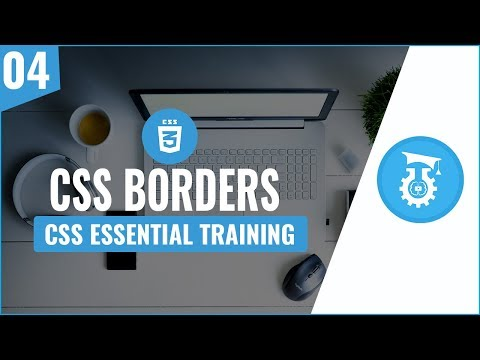 CSS Tutorial for Beginners | CSS Borders | Part 04 thumbnail