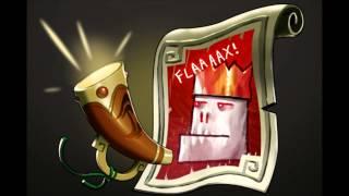 Dota 2: Pyrion Flax Announcer Pack