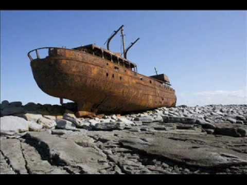 мёртвые брошенные корабли - капитан арктика