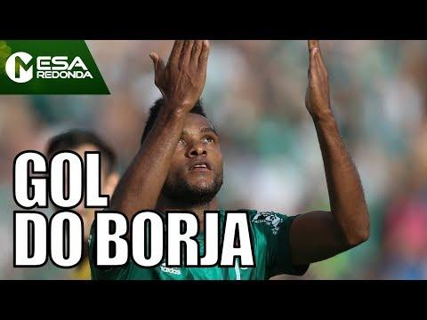 Botafogo 0x1 Palmeiras   Scarpa Do Palmeiras - Mesa Redonda (21/01/18)