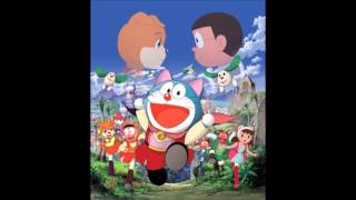 Doraemon Movie Song- Nobita In The Wan Nyan Spacetime Odyssey