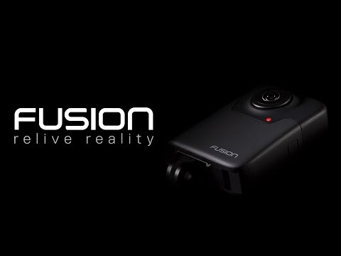 GoPro: Meet Fusion and Relive Reality