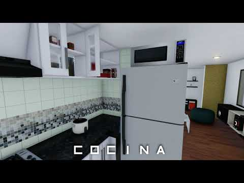 PLANOS CASAS - VIVIENDA - CASA - HOME - HOGAR - DISEÑO INTERIOR - DESIGN - SALA - COMEDOR - COCINA -