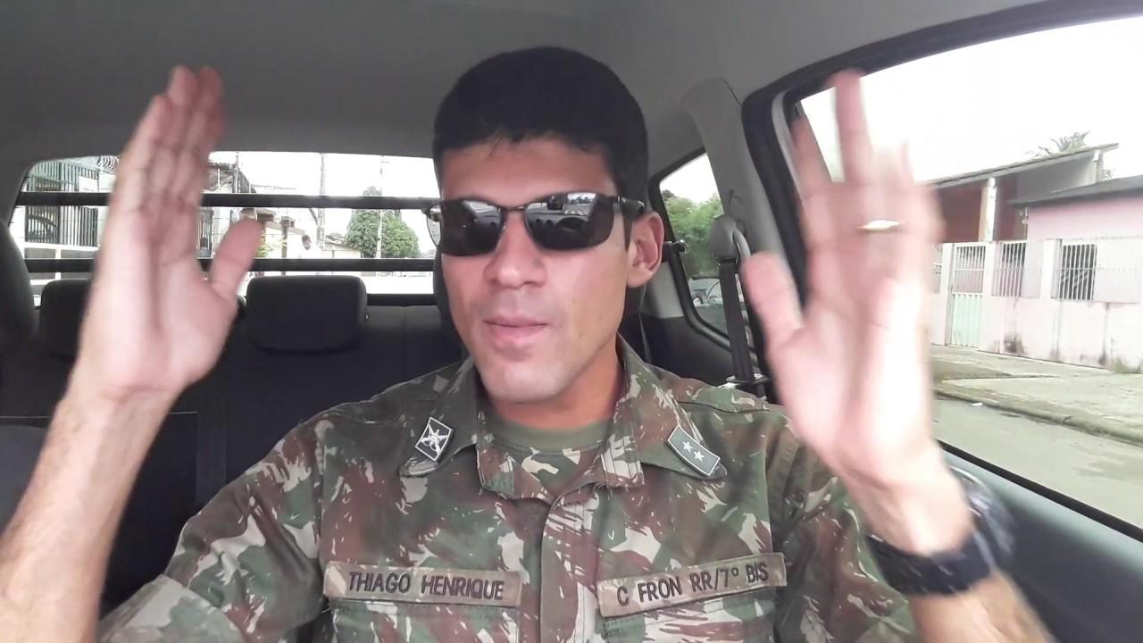 Um post dedicado aos pais dos nossos futuros militares do Exército Brasileiro