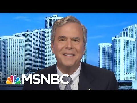 Jeb Bush: Donald Trump 'Lost It' In Debate | Morning Joe | MSNBC