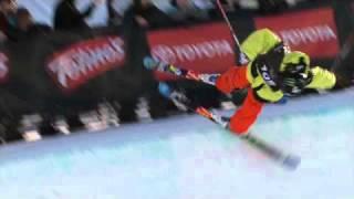 Jossi Wells, Simon Dumont - Freeski Superpipe - Winter Dew Tour 2010 - Snowbasin