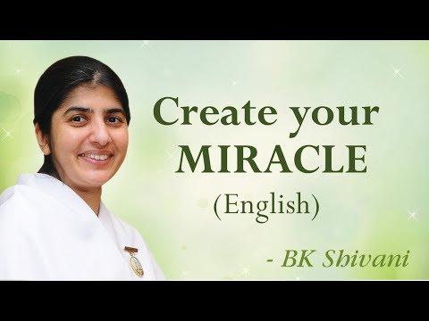 Can change ANY HABIT: BK Shivani (English)
