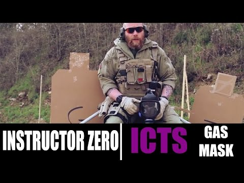 Gas Mask + Moving Target + Moving Obstruction!! | Instructor Zero | ICTS ep 1