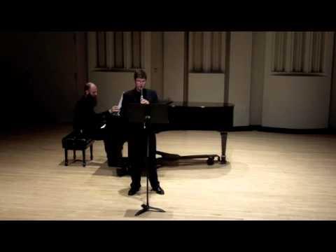 Time Pieces (Robert Muczynski) - III. Allegro moderato