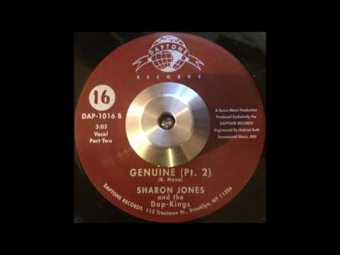 Sharon Jones And The Dap-Kings - Genuine (PT. 2)