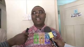 Msajili wa vyama vya siasa Jaji Francis Mutungi amevitaka vyama vya siasa kuwa na subira.
