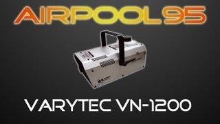 Test & Check Varytec VN-1200 DMX
