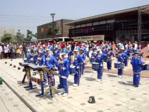 Marching Band TK - Paman Datang