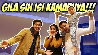 OBRAK ABRIK KAMAR HOTEL RAFFI AHMAD & NAGITA DI TOKYO! (ft. Rans entertainment)