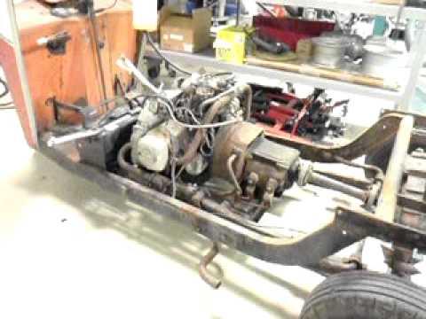 Play Golf Cart Club Cart Wiring Diagram Cushman Truckster Omc Engine Running Youtube