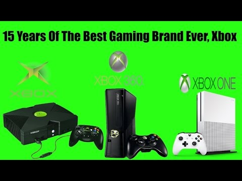 15 Years Ago Today The Most Hardcore Gaming Brand Ever Known Was Created, Xbox!