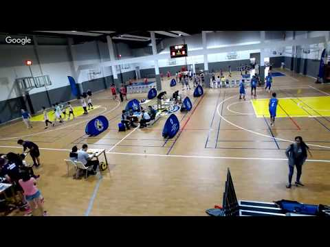 3on3 Basketball tournament St Andrews Bangkok