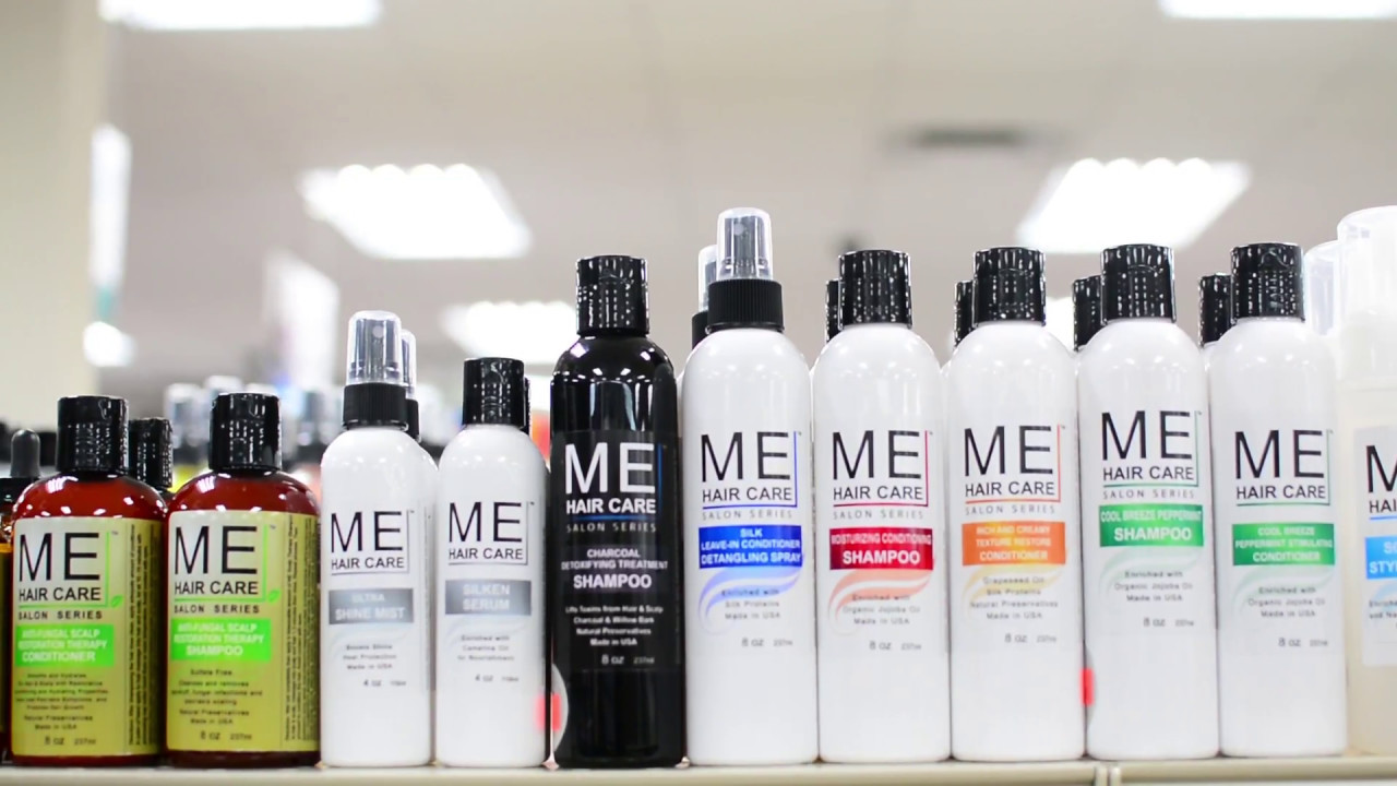 Me Haircare Salon Series Products In Stores Youtube