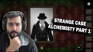 Rusty Lake: Strange Case - Alchemist Chapter:1