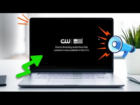 How To Watch The CW TV Live Outside US For Free