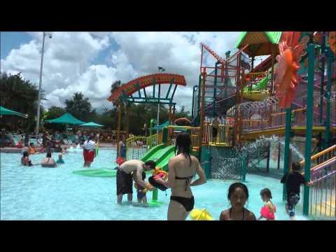 Walkabout Waters, Aquatica Orlando