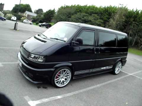 vw transporter t4 2 5tdi youtube. Black Bedroom Furniture Sets. Home Design Ideas
