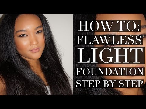A Celebrity Makeup Artist's Approach to Foundation