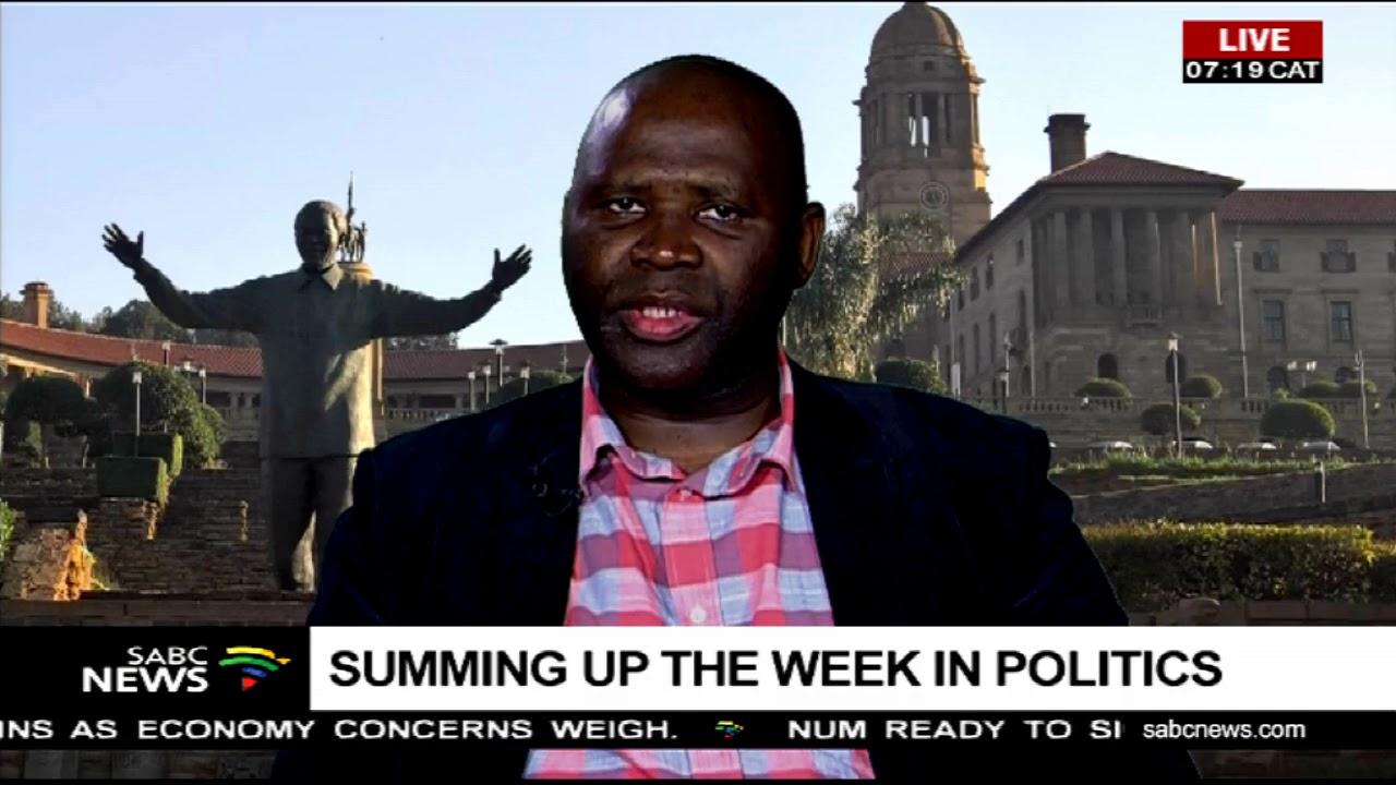 Political Analyst Prof. Somadoda Fikeni - Summing up the week in politics