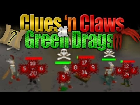 Doin Hard Clues (Little Did They Know I had Dragon Claws